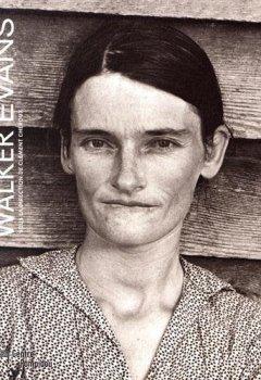 Livres Couvertures de Walker Evans | Le Catalogue de l'Exposition