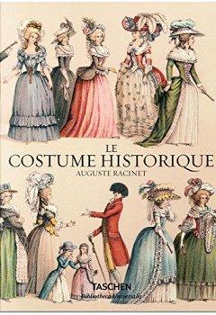 Livres Couvertures de KO-Racinet. Le Costume historique