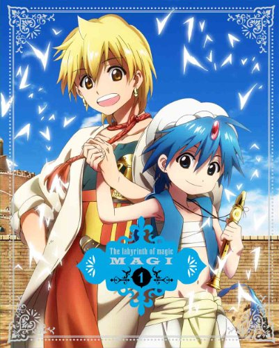 マギ 1【イベントチケット優先販売申込券付】(完全生産限定版) [Blu-ray]