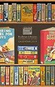 Bodleian Library Book Covers 2019 Calendar
