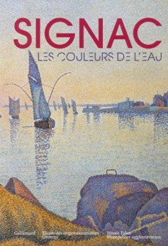 Livres Couvertures de Signac, les couleurs de l'eau