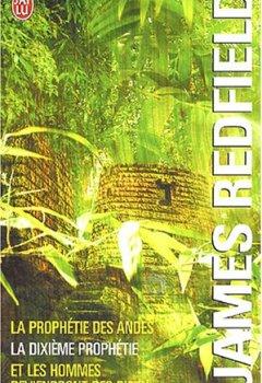 Livres Couvertures de James Redfield, coffret 3 volumes : volume 1, La prophétie des Andes ; volume 2, La dixième prophétie ; volume 3, Et les hommes deviendront des Dieux