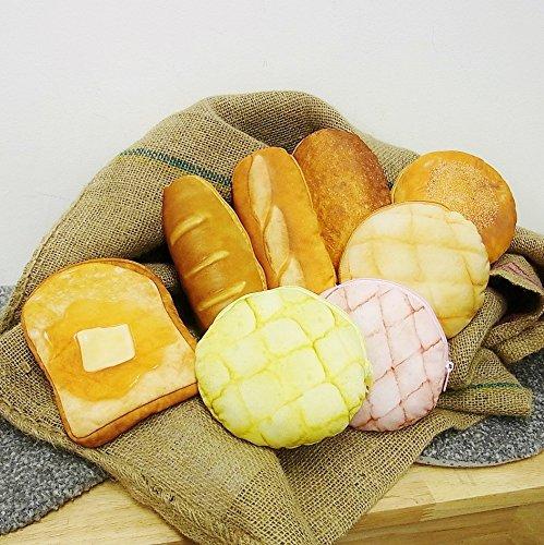 【パンポーチ】 まるでパンみたいなポーチ