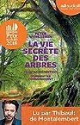 La Vie secrète des arbres: Livre audio 1CD MP3