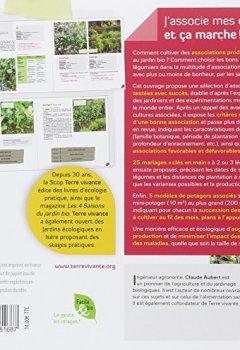 Livres Couvertures de J'associe mes cultures... Et ça marche ! : 25 mariages de légumes à cultiver