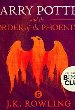 Livres Couvertures de Harry Potter and the Order of the Phoenix, Book 5