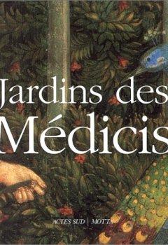 Livres Couvertures de Jardins des Medicis
