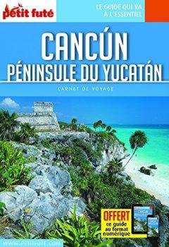 Livres Couvertures de Cancun, Pénonsule du Yucatan