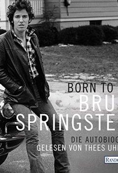 Buchdeckel von Born to Run: Die Autobiografie