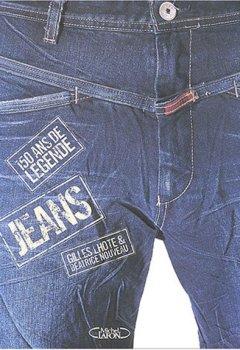 Livres Couvertures de Jeans : 150 ans de légende
