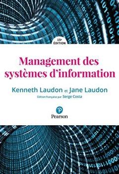 Livres Couvertures de Management des systèmes d'information 15e édition