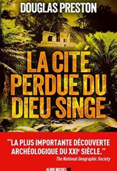 Livres Couvertures de La Cité perdue du dieu singe