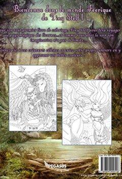 Livres Couvertures de Livre de coloriage pour adultes: Le Monde des Licornes