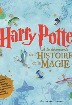 Livres Couvertures de Harry Potter: À la découverte de l'histoire de la magie
