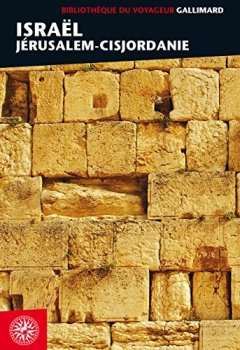 Livres Couvertures de Israël: Jérusalem-Cisjordanie