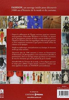 Livres Couvertures de Fashion - la mode à travers l'histoire
