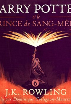 Livres Couvertures de Harry Potter et le Prince de Sang-Mêlé (Harry Potter 6)