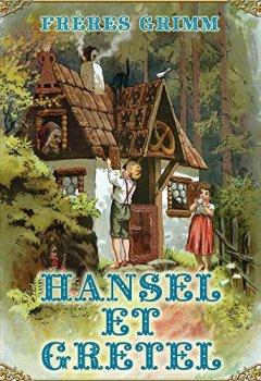 Livres Couvertures de Hansel et Gretel