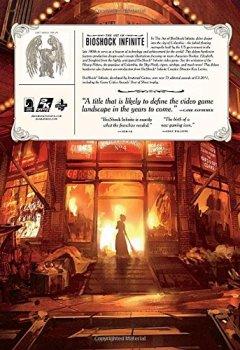 Livres Couvertures de The Art of BioShock Infinite.