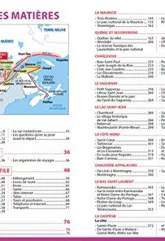 Livres Couvertures de Guide du Routard Québec, Ontario et provinces maritimes 2018/19