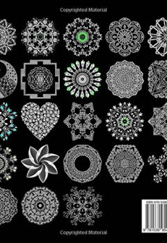 Livres Couvertures de Mandala magique - coloriages pour adultes: Coloriage anti-stress