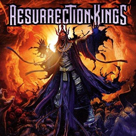 Resurrection Kings-Resurrection Kings-CD-FLAC-2016-CATARACT Download