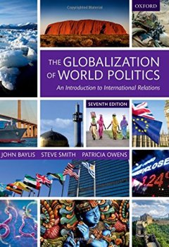 Livres Couvertures de The Globalization of World Politics: An Introduction to International Relations