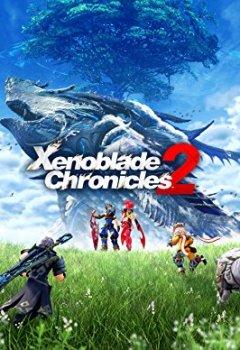 Livres Couvertures de Xenoblade Chronicles 2