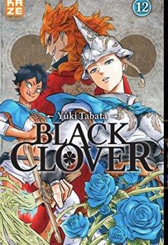 Livres Couvertures de Black Clover T12