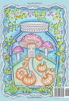 Livres Couvertures de Autumn Magic: A beautiful fall coloring book