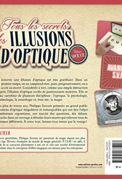 Livres Couvertures de Tous les secrets des illusions d'optique
