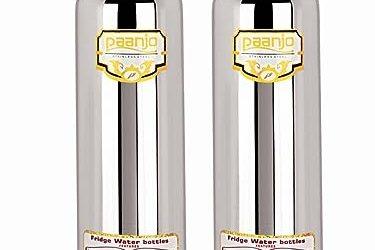 Paanjo Stainless Steel Fridge Bottle
