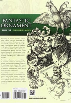 Livres Couvertures de Fantastic Ornament: 118 Designs & Motifs