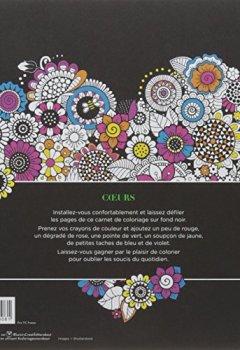 Livres Couvertures de Black Premium Coeurs