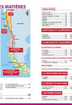 Livres Couvertures de Guide du Routard Chili et Île de Pâques 2018/19