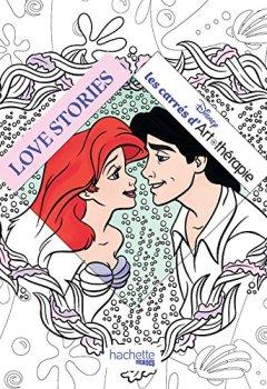 Livres Couvertures de Carré Disney Love Story