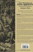 Livres Couvertures de Dore's Illustrations for Don Quixote