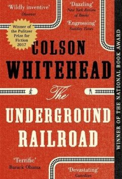 Livres Couvertures de The Underground Railroad