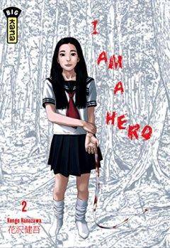 Livres Couvertures de I am a Hero Vol.2