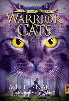 Abdeckungen Mitternacht (Warrior Cats: Die neue Prophezeiung 1)