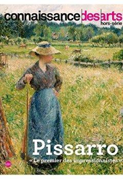 Livres Couvertures de Connaissance des Arts, Hors série N°744 : Pissarro :