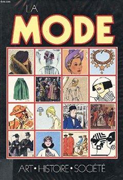Livres Couvertures de La Mode : Art, histoire et société