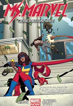 Livres Couvertures de Ms. Marvel Vol. 2: Generation Why