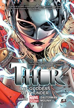 Livres Couvertures de Thor Vol. 1: The Goddess Of Thunder