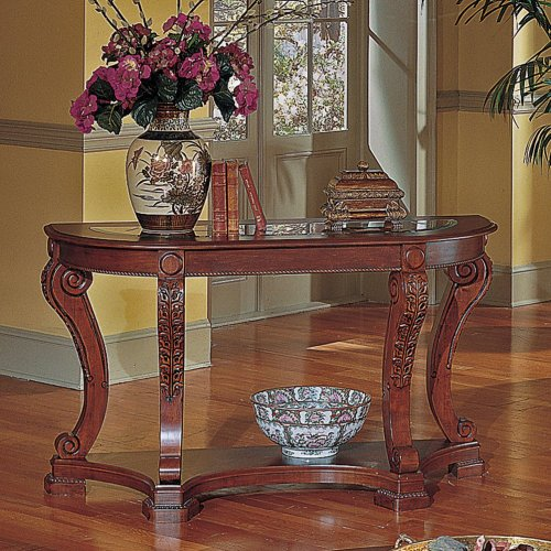Image of Steve Silver Canterbury Console Table (QA350S)