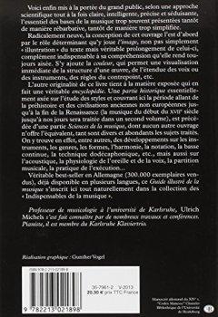 Livres Couvertures de Guide illustré de la musique, tome 1