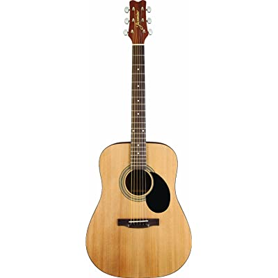 Jasmine S35 Acoustic Guitar - best beginner guitar