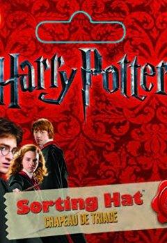 Livres Couvertures de Rubie's Enfant de tri officielle Harry Potter Chapeau de Femme Accessoire–Beige