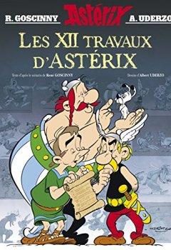 Livres Couvertures de LES 12 TRAVAUX D'ASTERIX