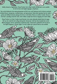 Livres Couvertures de Daydreams Coloring Book
